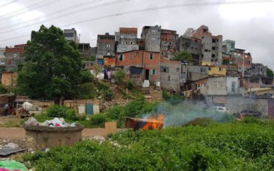 Charis in Brazilië (1)