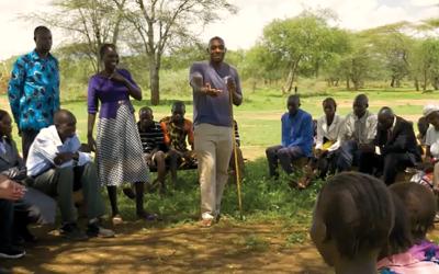 Levens in Afrika transformeren
